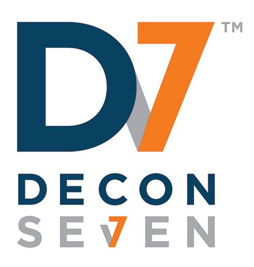Decon 7 logo